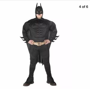 Adult Batman the dark knight Halloween costume
